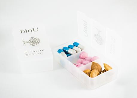 Pillbox - organizer na leki