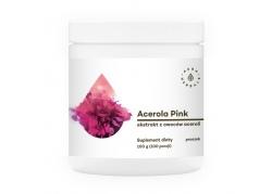 Acerola Pink 25% - sproszkowany ekstrakt z owoców (100 g)