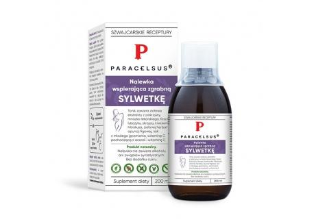 Nalewka wspierająca zgrabną sylwetkę Paracelsus (200 ml)