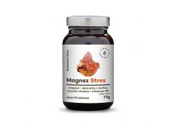 Magnez Stres + melisa + szyszki chmielu + B6 (90 tabl.)