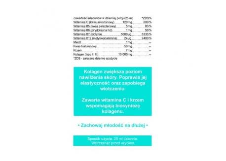 Premium Kolagen 10 000 mg (500 ml)