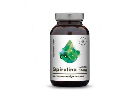 Spirulina - 150 g (600 tabl.)
