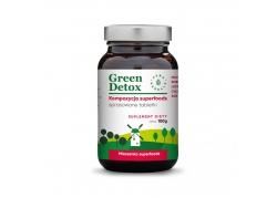 Green Detox - kompozycja superfoods - tabletki (75 tabl.)