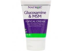 Glucosamine & MSM - Topical Cream (118 ml)