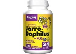 Probiotyk Jarro-Dophilus + FOS (300 kaps.)