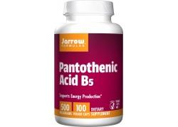 Kwas Pantotenowy 500 mg (100 kaps.)