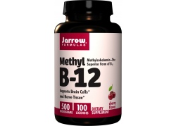 Methyl B12 500 mcg (100 tabl.)