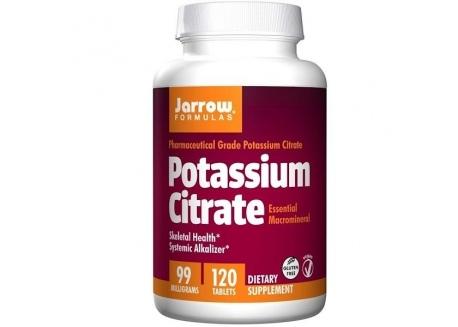 Potassium Citrate (120 tabl.)