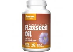 Flaxseed Oil - Olej lniany (100 kaps.)
