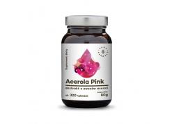 Acerola Pink 25% - standaryzowany ekstrakt z owoców (320 tabl.)
