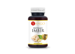 Imbir - ekstrakt (90 kaps.)