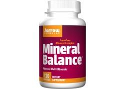 Witaminy i Minerały bez żelaza Mineral Balance (120 kaps.)