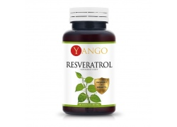 Resveratrol z piperyną (30 kaps.)