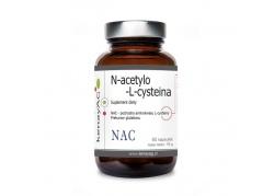N-acetylo-L-cysteina (60 kaps.)