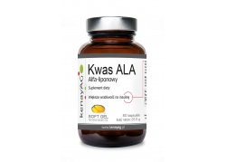 Kwas ALA alfa liponowy (60 kaps.)