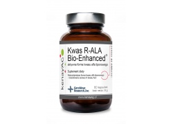 Kwas R-ALA Bio-Enhanced (60 kaps.)
