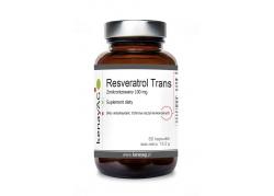 Zmikronizowany Resveratrol 100 mg (60 kaps.)