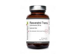Zmikronizowany Resveratrol 200 mg (60 kaps.)