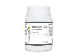 Zmikronizowany Resveratrol 200 mg (300 kaps.)