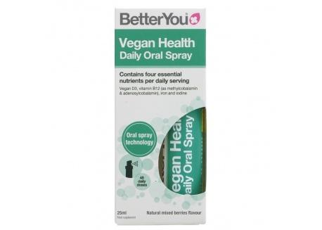 Vegan Health Daily Oral Spray (25 ml)