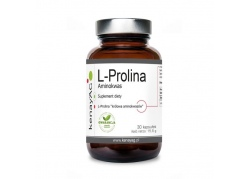 L-Prolina (60 kaps.)