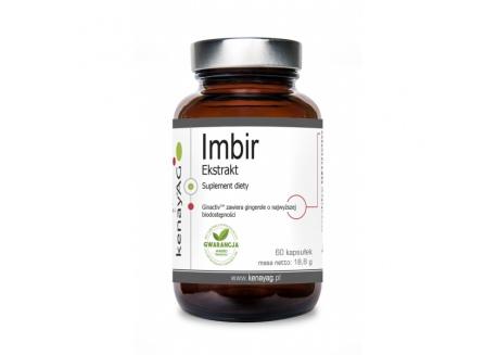 Imbir (60 kaps.)
