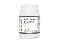 Kurkuma BCM-95® i Kadzidłowiec (270 kaps.)