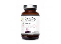 CarnoZinc - Karnozyna Cynk i Lactobacillus (60 kaps.)