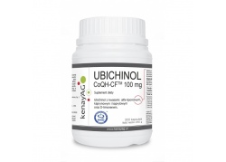 Ubichinol COQH-CF 100 mg (300 kaps.)