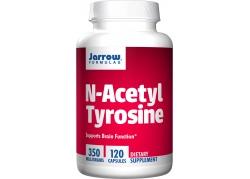 N-Acetyl Tyrosine - N-Acetyl-L-Tyrozyna (120 kaps.)