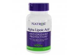 ALA - Kwas Alfa Liponowy 600 mg (30 kaps.)