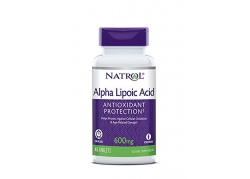 ALA - Kwas Alfa Liponowy 600 mg (45 tabl.)