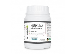 Micelizowana Kurkuma (240 kaps.)