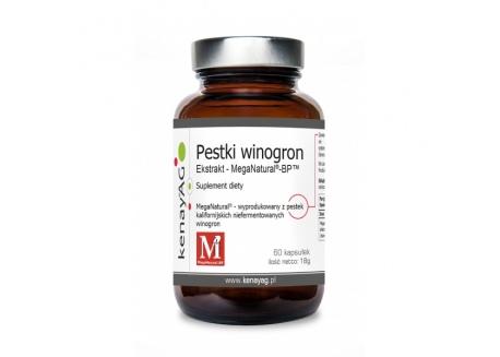 Ekstrakt z pestek winogron (60 kaps.)