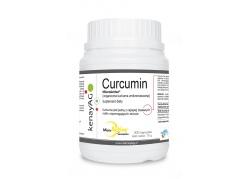 Zmikronizowana Kurkuma - Curcumin (300 kaps.)