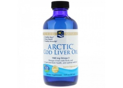 Arctic Cod Liver Oil (237 ml)