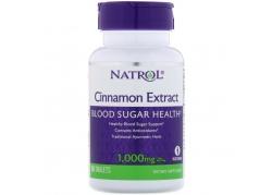 Cinnamon Extract - Cynamon (80 tabl.)