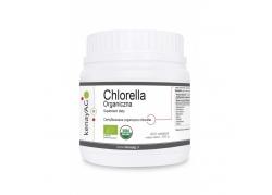 Organiczna Chlorella (600 tabl.)