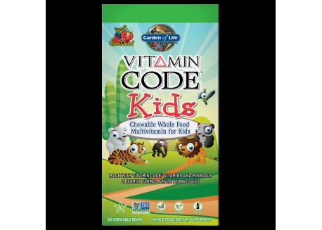 Vitamin Code Kids (60 żelków)