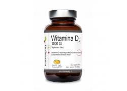 Witamina D3 1000 IU (60 kaps.)