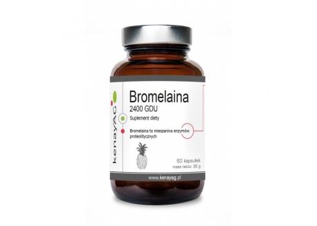 Bromelaina (60 kaps.)