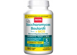 Saccharomyces Boulardii + MOS (180 kaps.)