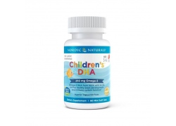 Childrens DHA 250 mg (90 kaps.)