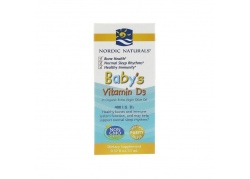 Baby's Vitamin D3 400 IU (11 ml)