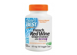 French Red Wine - Czerwone Wino (90 kaps.)