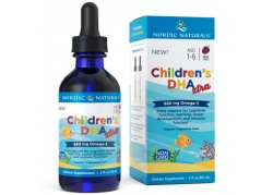 Childrens DHA Xtra 880 mg (60 ml)