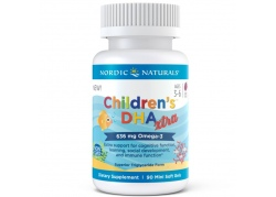 Childrens DHA Xtra 636 mg (90 kaps.)