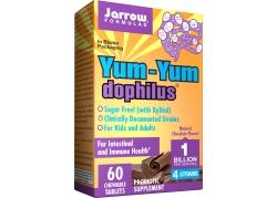 Probiotyk Yum-Yum Dophilus (60 tabl.)