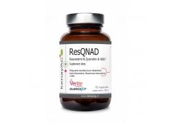 ResQNAD Resveratrol Quercetin NAD+ (60 kaps.)