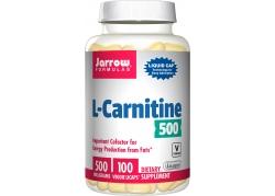 L-Karnityna 500 mg - Vege licaps (100 kaps.)